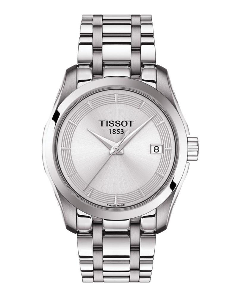 TISSOT Couturier Ladies T035.210.11.031.00