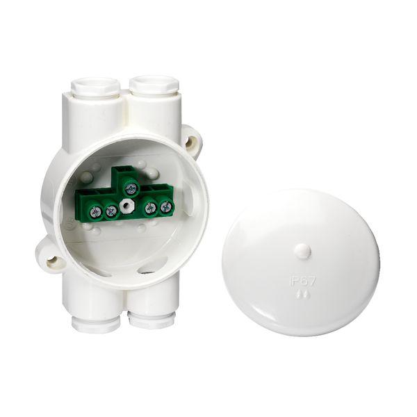 Schneider Electric IMT36098 Koblingsboks IP67 1 x opp, 1 x ned