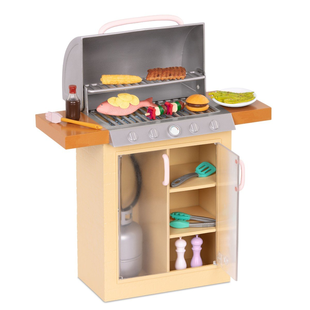Our Generation - Backyard Grill – BBQ (737954)