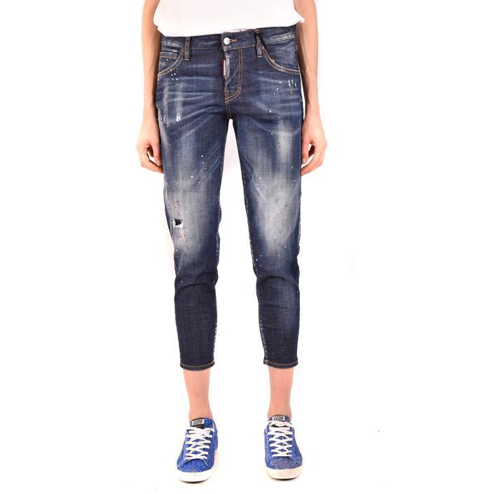 Dsquared Women's Jeans Blue 225488 - blue 38