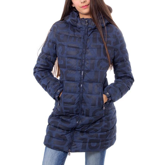 Desigual Women's Jacket Blue 167750 - blue 44
