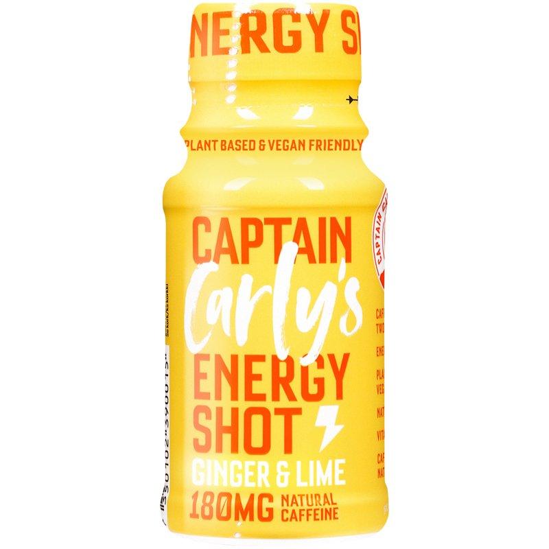 Energishot Ginger - 41% rabatt