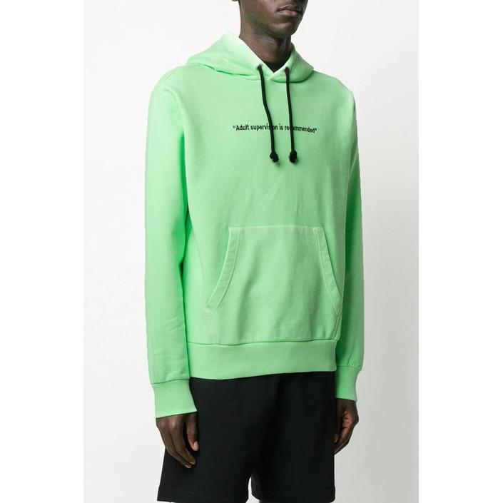 Diesel Men's Sweatshirt Green 294071 - green M