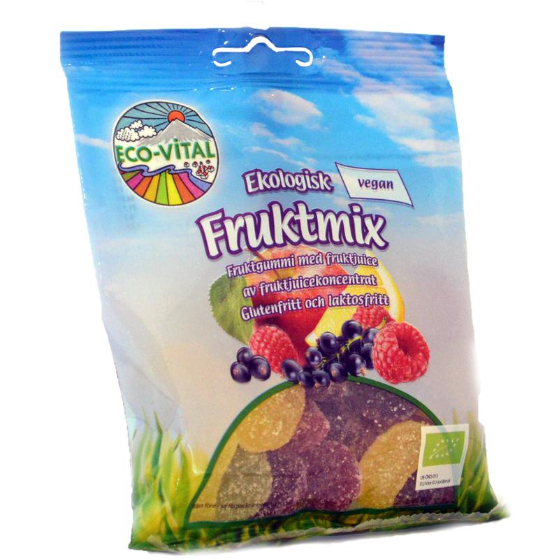 Ekogodis Fruktmix 90g - 36% rabatt