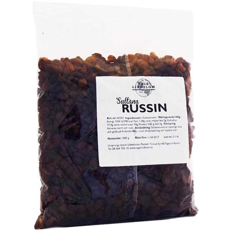 Russin 1kg - 64% rabatt