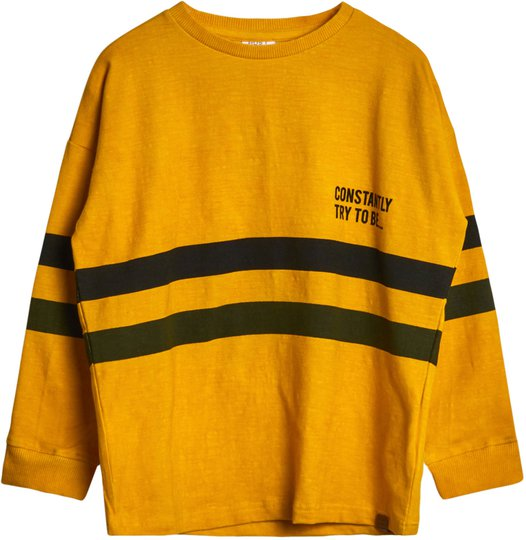 Hust & Claire Astor T-Shirt, Old Gold 104