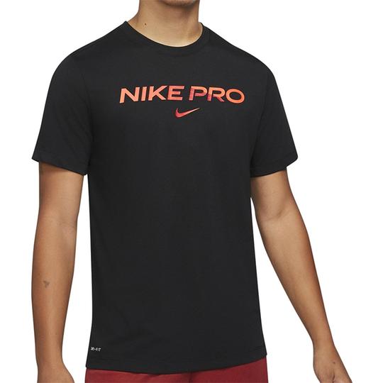 Nike Pro DB Tee, Black
