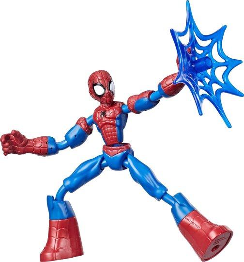 Marvel Spider-Man Bend And Flex Spider-Man