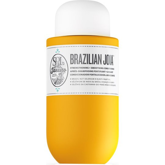 Brazilian Joia Strengthening + Smoothing Conditioner, 296 ml Sol De Janeiro Hoitoaine