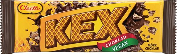 Cloetta Kexchoklad Vegan 40g