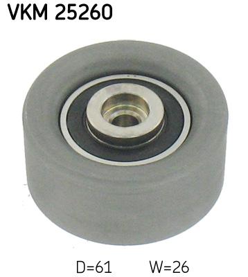 Ohjainrulla, hammashihna SKF VKM 25260