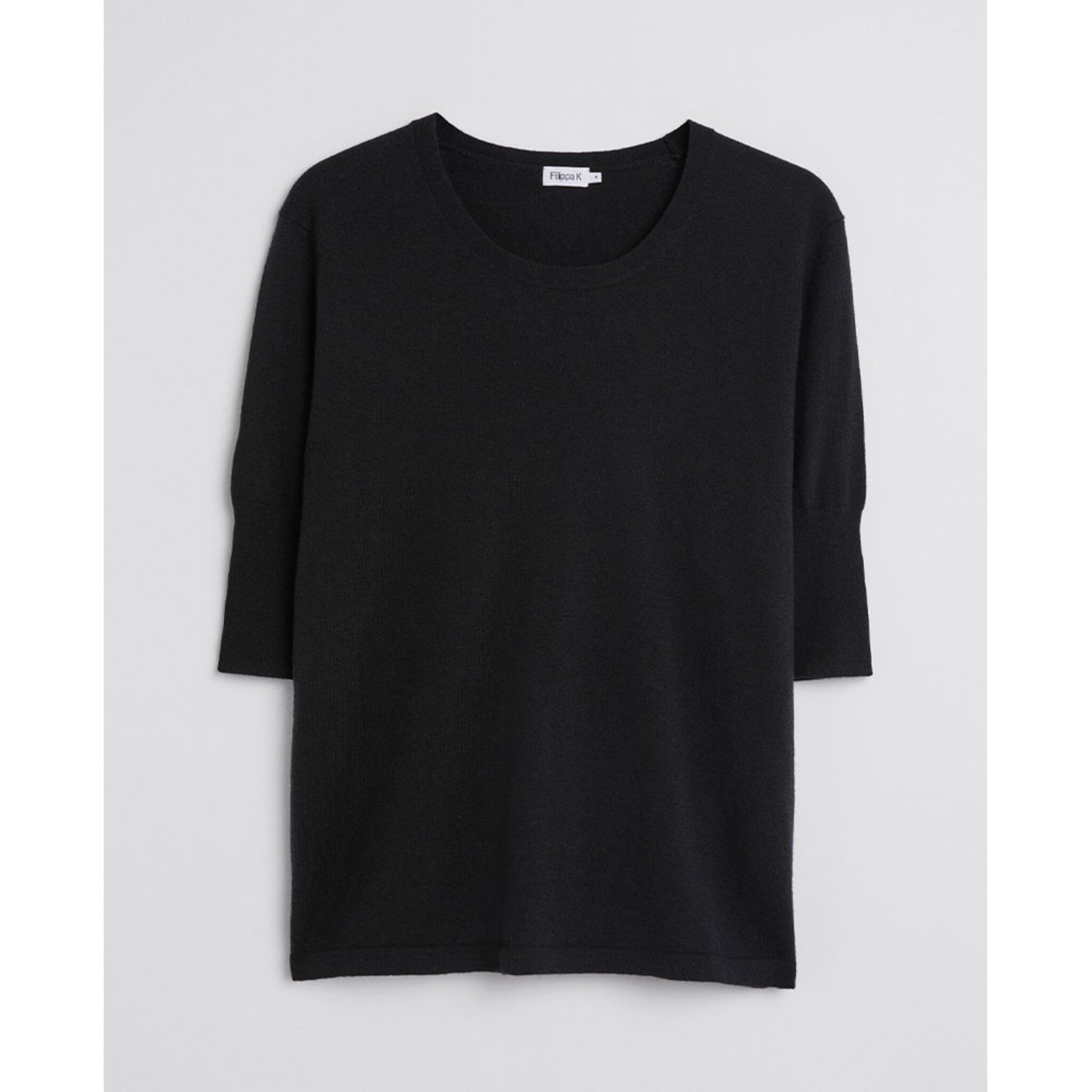Claire Elbow Sleeve Top