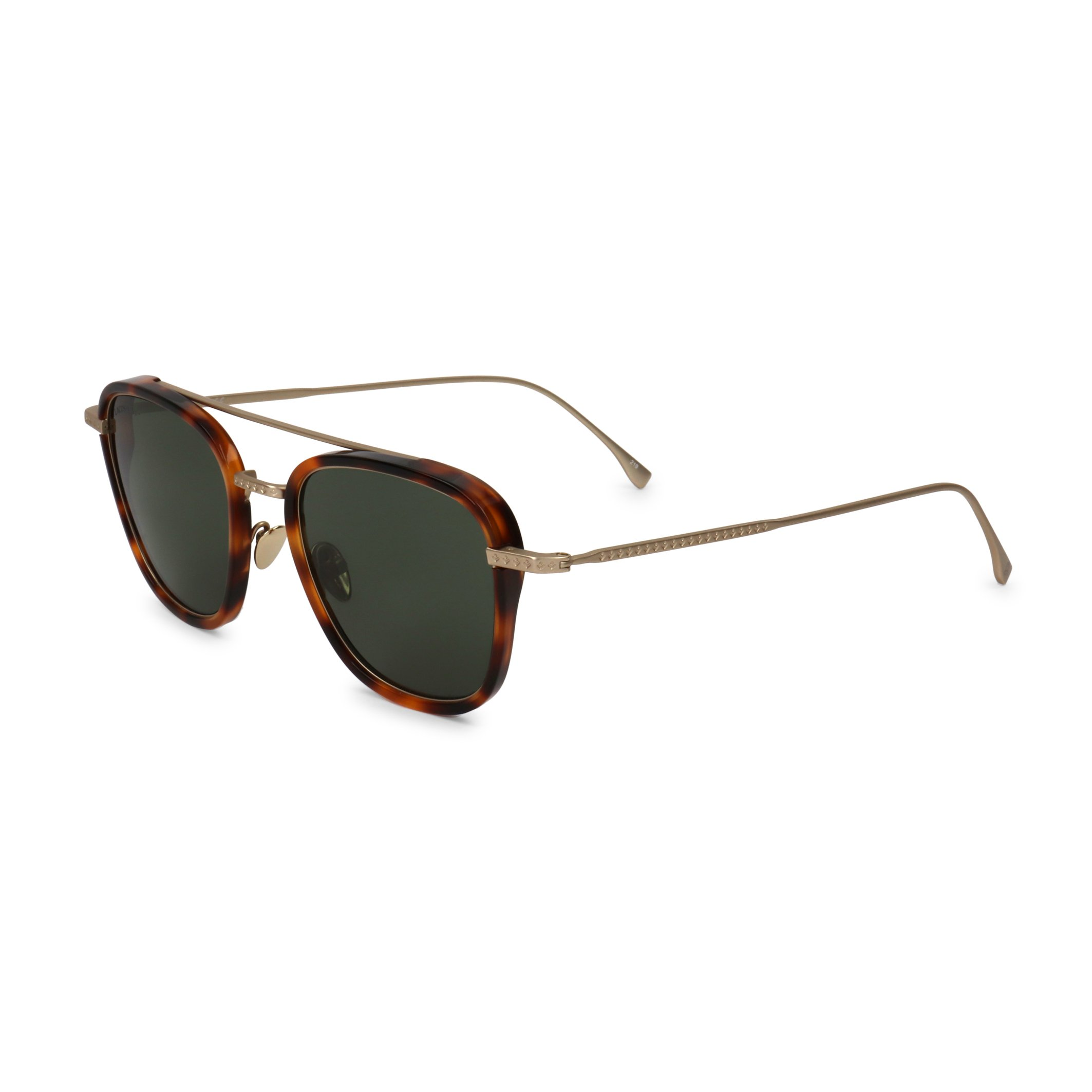 Lacoste Men's Sunglasses Brown L104SND - brown-1 NOSIZE