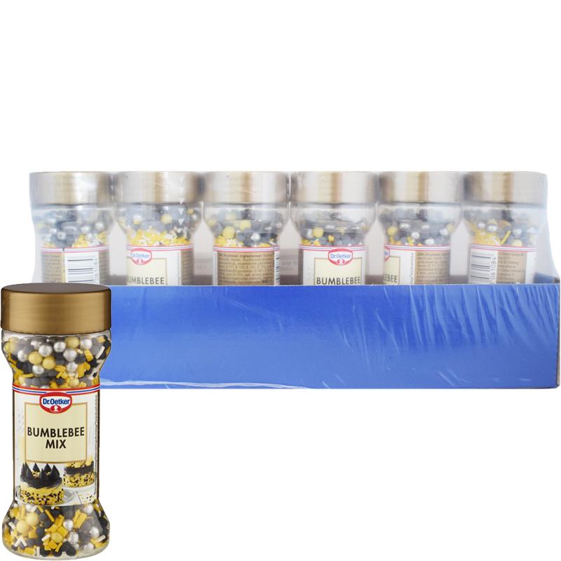 """""""Bumblebee Mix"""" Koristerakeet 6 x 50g - 67% alennus"""
