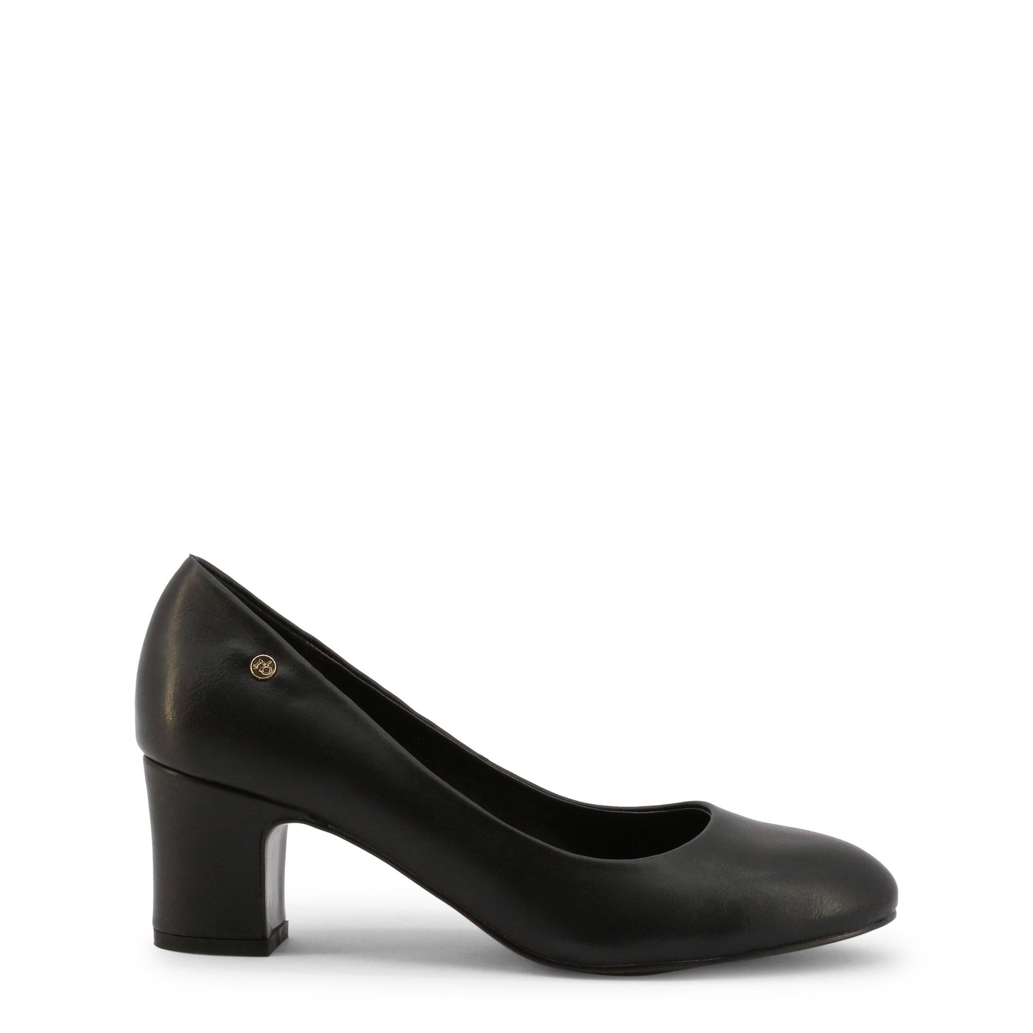 Roccobarocco Women's Heel Brown RBSC0VE01NAP - black EU 35