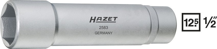 """Hylsa 1/2"""" 27mm 140mm"""