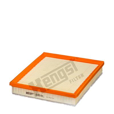 Ilmansuodatin HENGST FILTER E600L