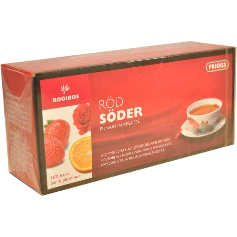 Tee Röd Söder - 50% rabatt
