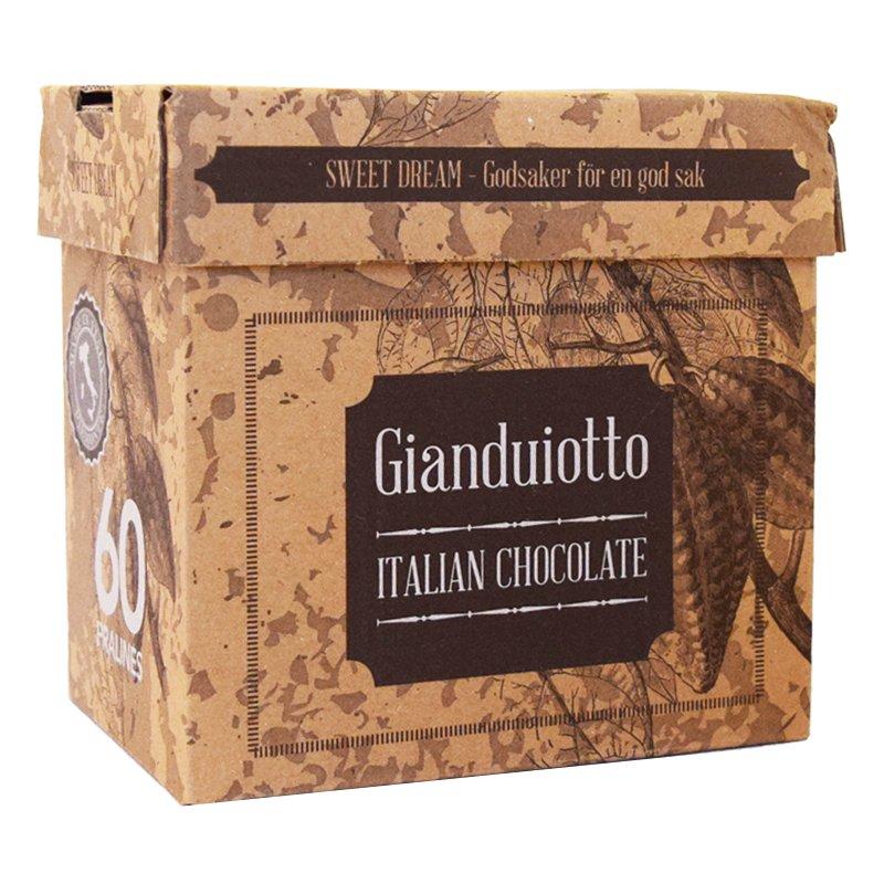 """Chokladpraliner """"Gianduiotto"""" 600g - 49% rabatt"""