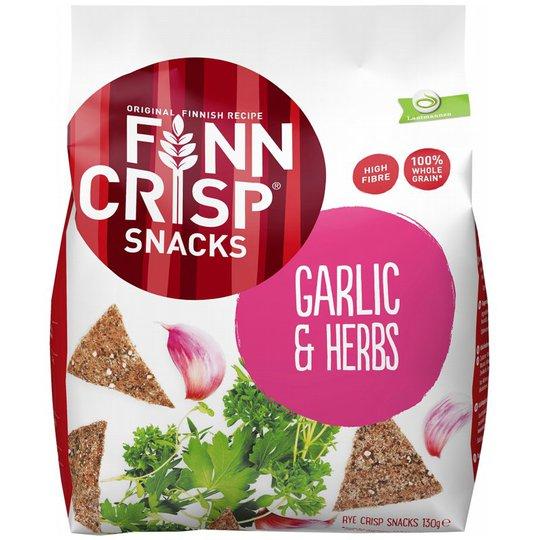 Ruissipsit Garlic & Herbs - 29% alennus