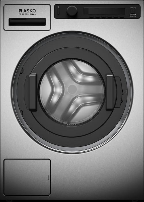 Asko Professional Wmc8943pc.s Tvättmaskin - Rostfritt Stål