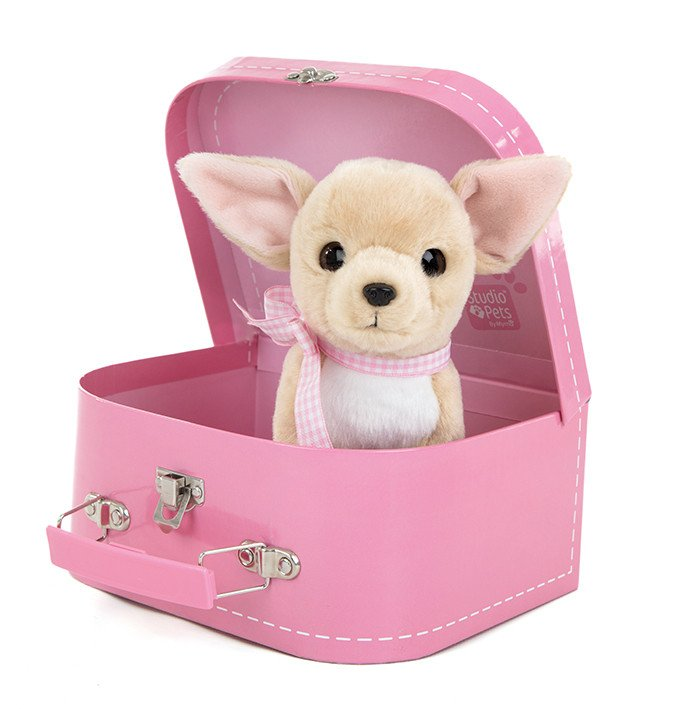 Studio Pets Plush, 15 cm - Pinkie (95-IT-23106)