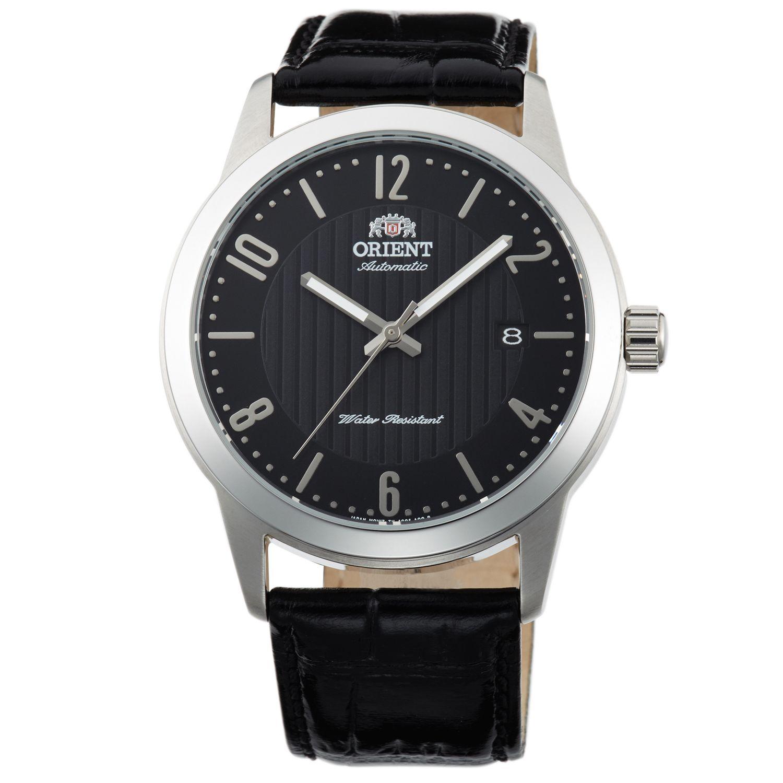Orient Men's Watch Silver FAC05006B0