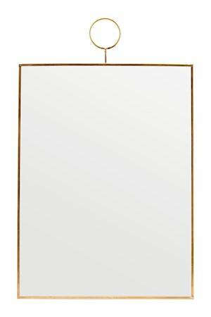 Speil Loop Brass 30x40 cm