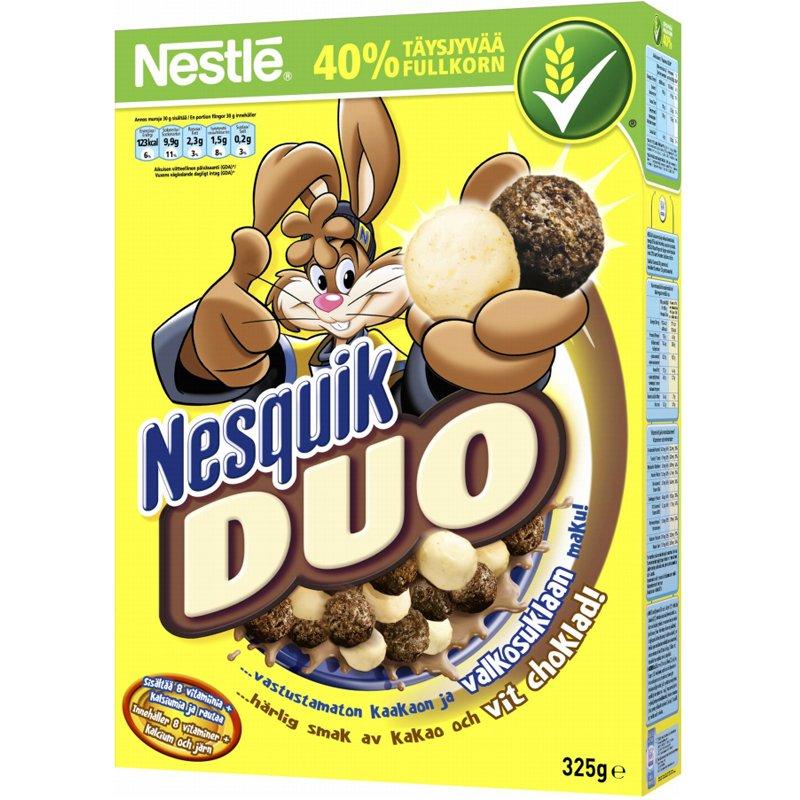 Kakao- & Vit Chokladflingor 325g - 31% rabatt