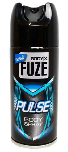 BodyX Fuze Pulse Deo Spray 150 ml