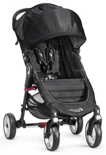Baby Jogger 4 Wheel City Mini Black/Grey
