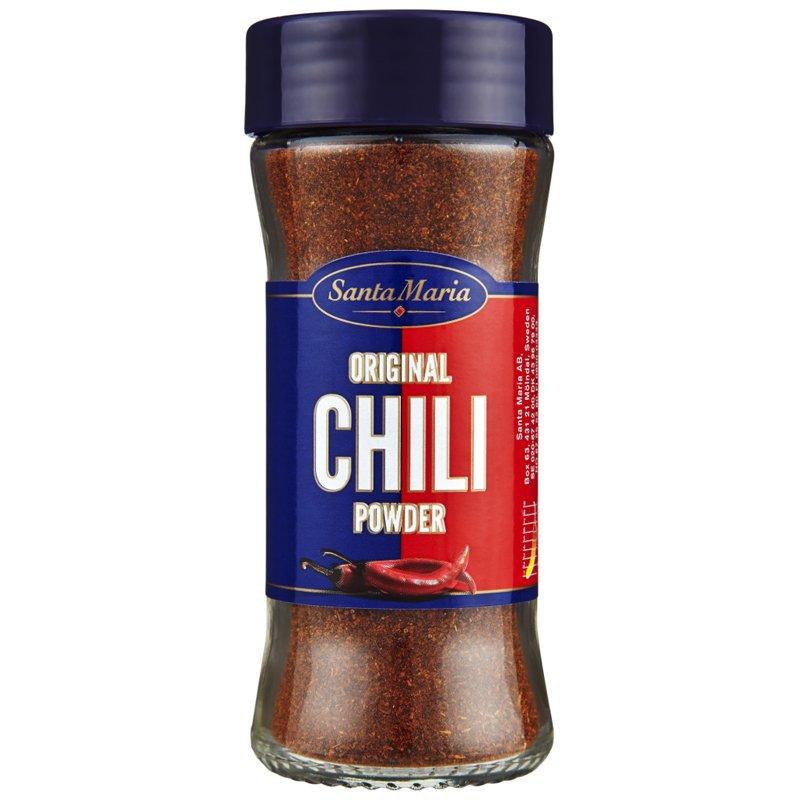 """Kryddblandning """"Chili Powder"""" 44g - 53% rabatt"""