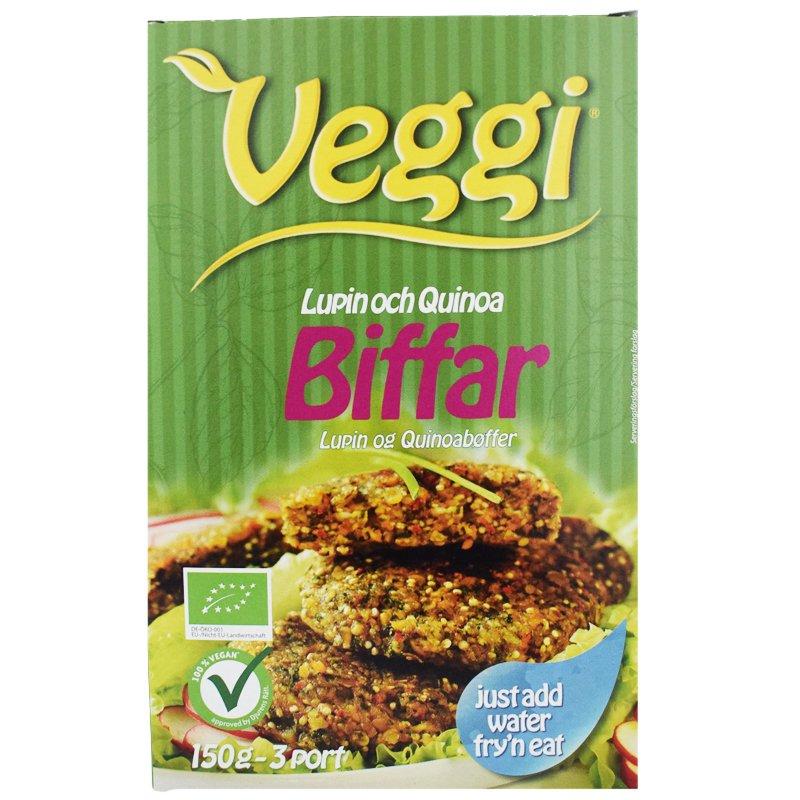 Eko Lupin- & Quinoa Biffar - 43% rabatt
