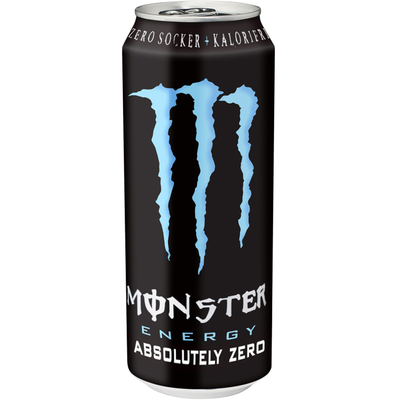 "Energiajuoma ""Monster Absolutely Zero"" 500ml - 20% alennus"