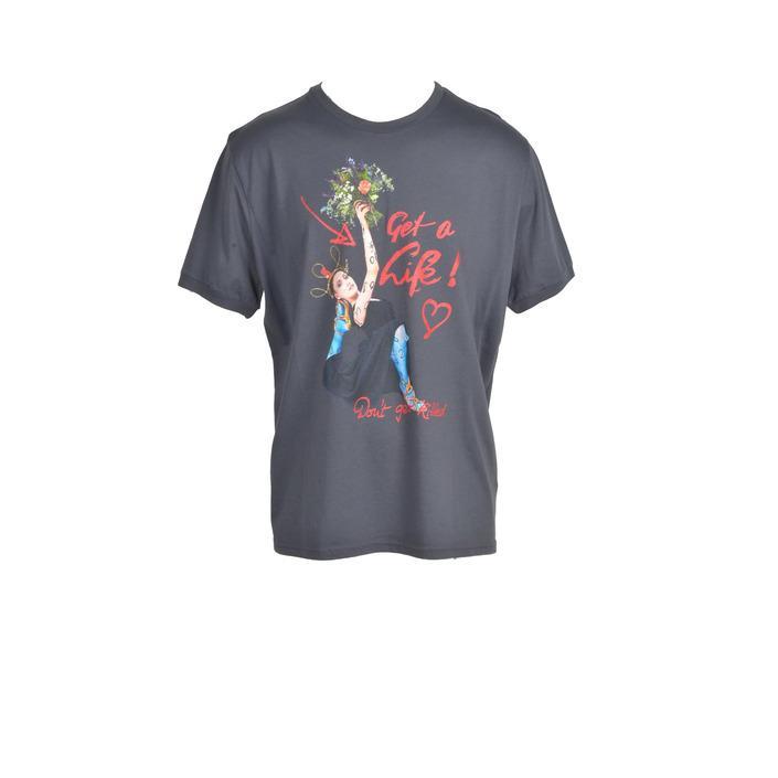 Vivienne Westwood - Vivienne Westwood Men T-Shirt - grey S
