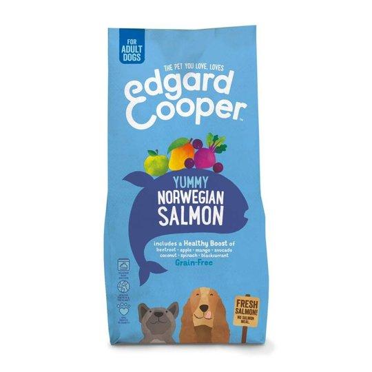 Edgard & Cooper Dog Adult Grain-Free Lax (7 kg)