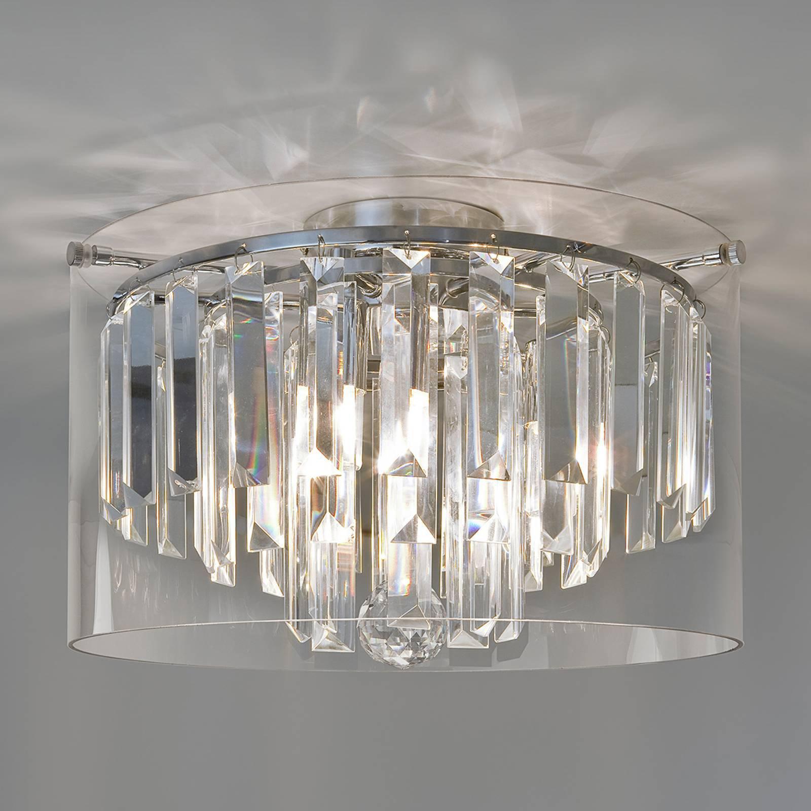 Eksklusiv taklampe Asini til badet