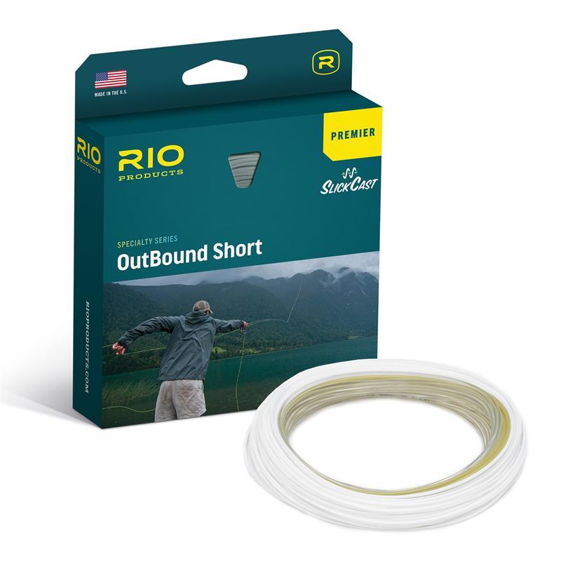 Rio Premier OutBound Short WF #8 Intermediate