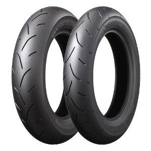 Bridgestone BT601 FS YCX ( 100/90-12 TL 49J kumiseos YCX, etupyörä )