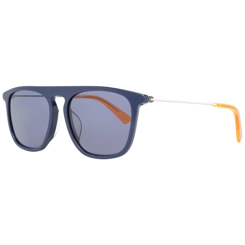 Diesel Men's Sunglasses Blue DL0297-F 5690V