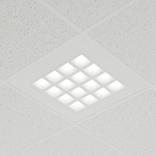 LED-uppopaneeli Merti, valkoinen, 4 000 K