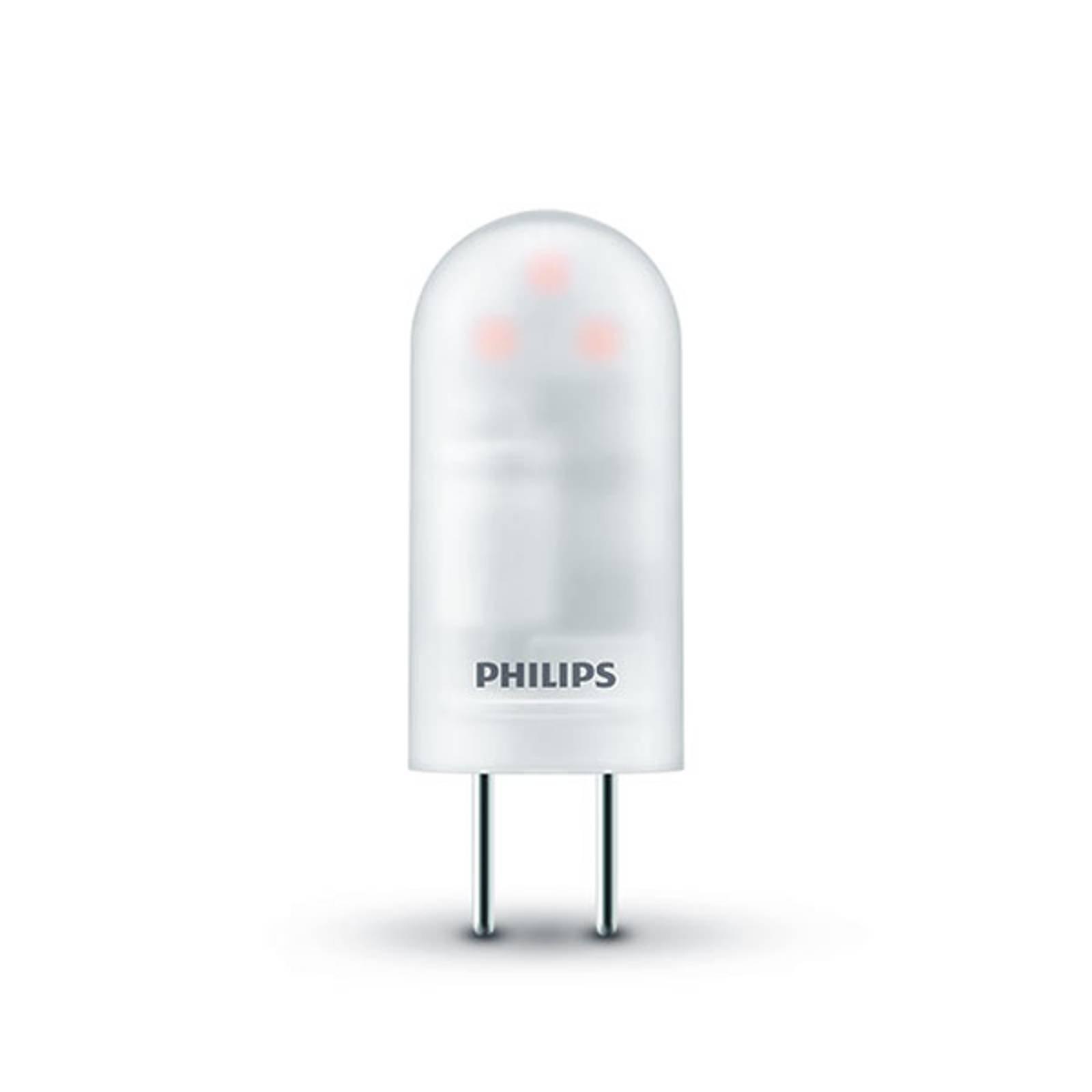 Philips GY6.35 LED-stiftpære, 1,8 W 2 700 K