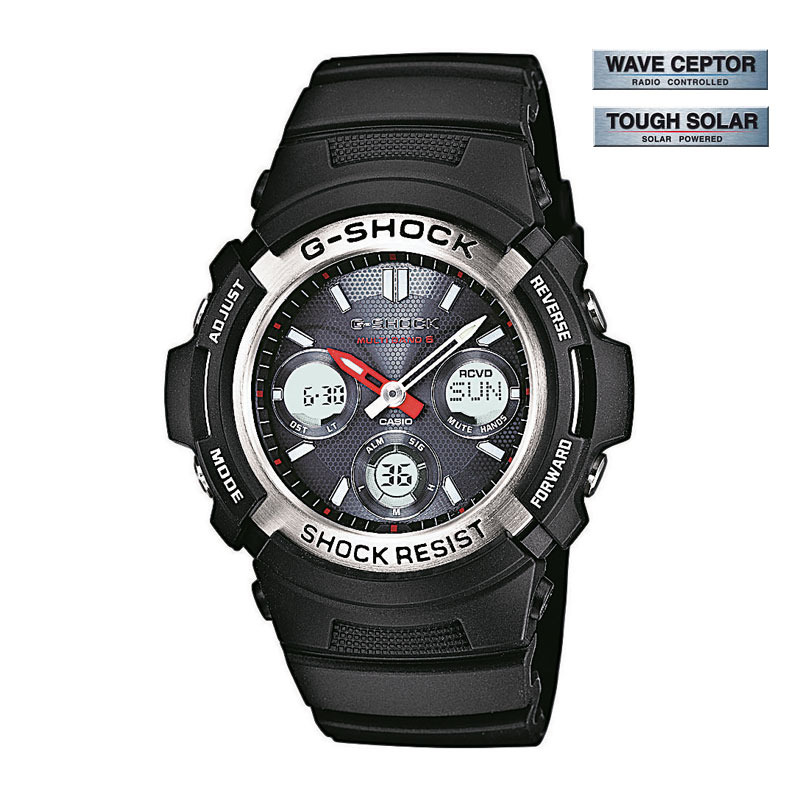 Casio G-Shock AWG-M100-1AER