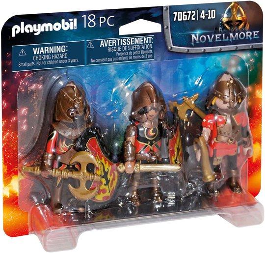 Playmobil 70672 Novelmore Burnham Raiders