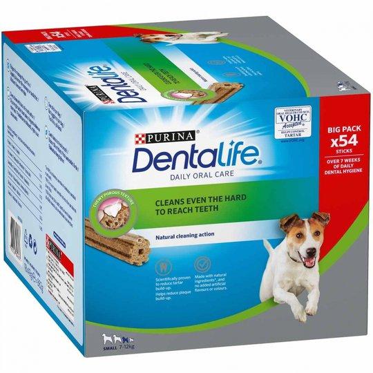 Purina Dentalife Storpack Small 54-pack