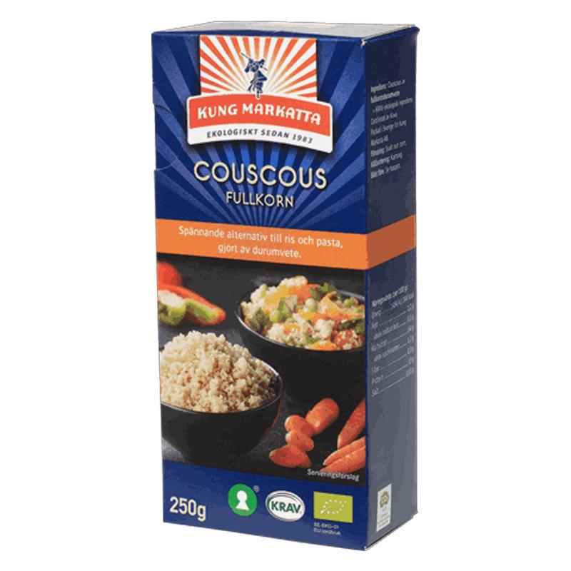 Eko Couscous Fullkorn - 65% rabatt