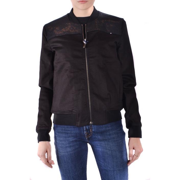 Jacob Cohen Women's Jacket Black 162420 - black S