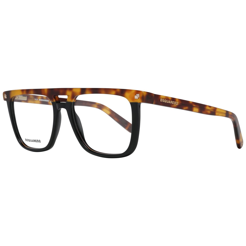 Dsquared² Men's Optical Frames Eyewear Brown DQ5252 53005