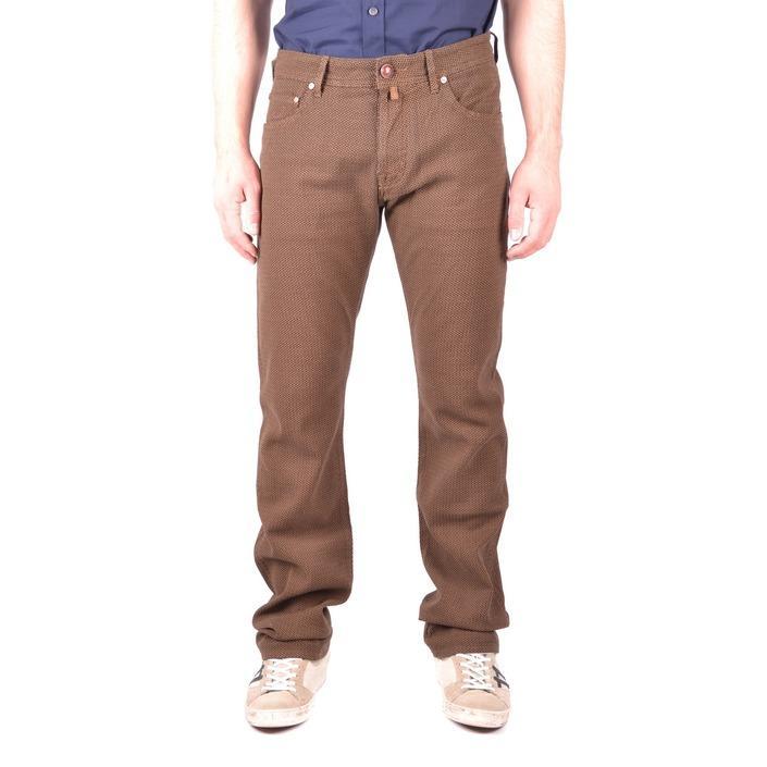 Jacob Cohen Men's Jeans Brown 188890 - brown 32