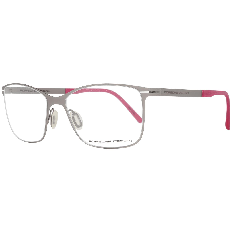 Porsche Design Women's Optical Frames Eyewear Silver P8262 54A